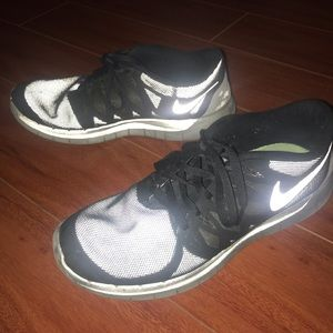 Nike Reflective Running Shoes